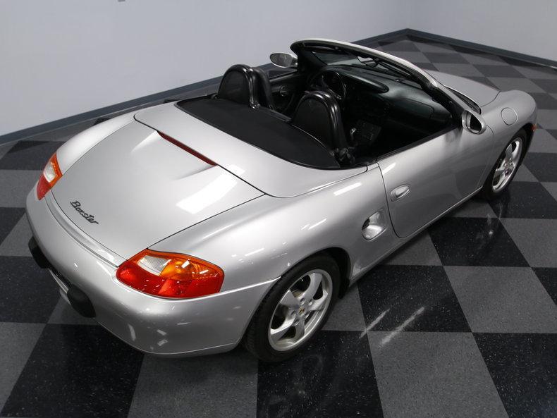 2002 Porsche Boxster #28