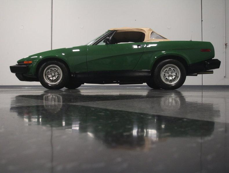 1980 Triumph TR7 #16