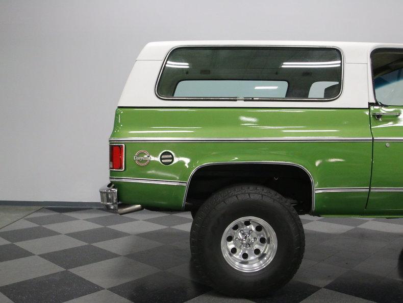 1975 Chevrolet Blazer K5 #32