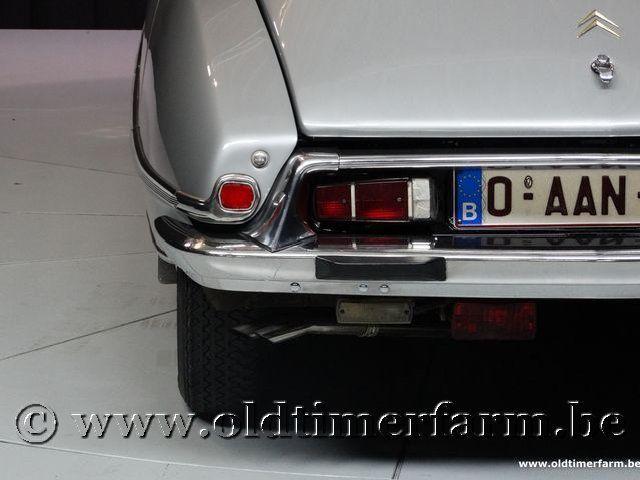 Citroën DS23 Injection Pallas Découvrable '73 #120