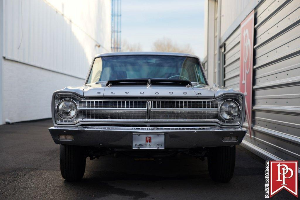 1965 Plymouth Belvedere #5