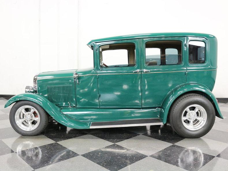 1929 Ford Model A #1