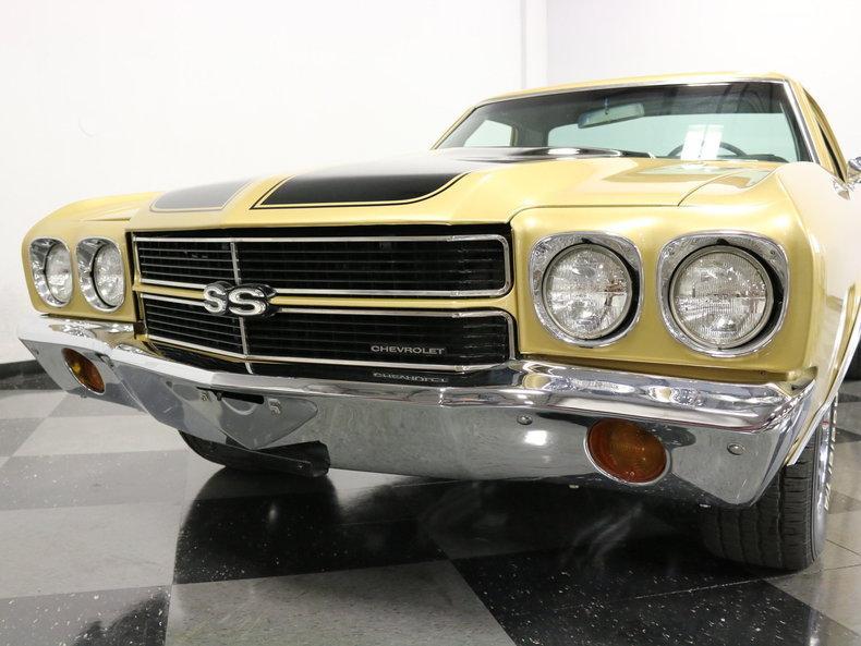 1970 Chevrolet El Camino #8