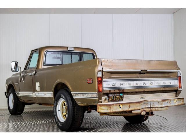 Chevrolet Pickup Custom Camper V8 #42