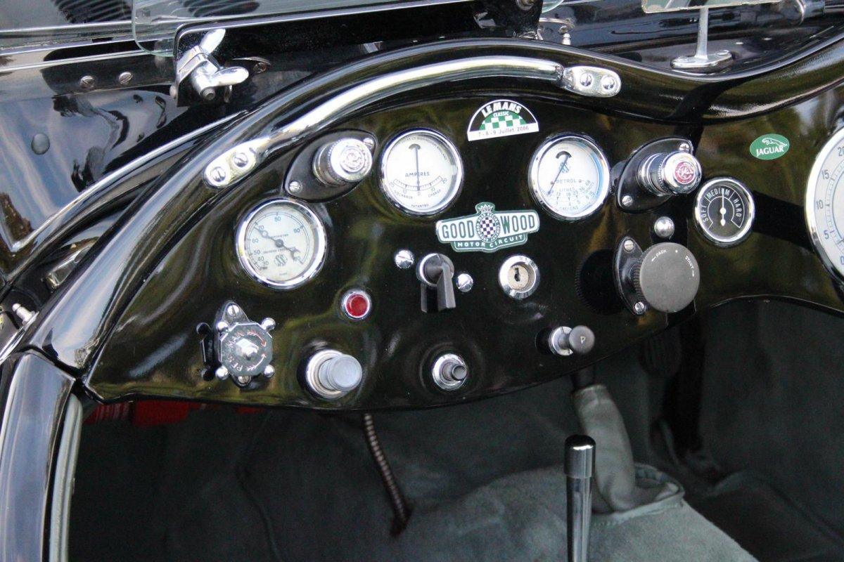 Jaguar SS 100 2,5 litre #11