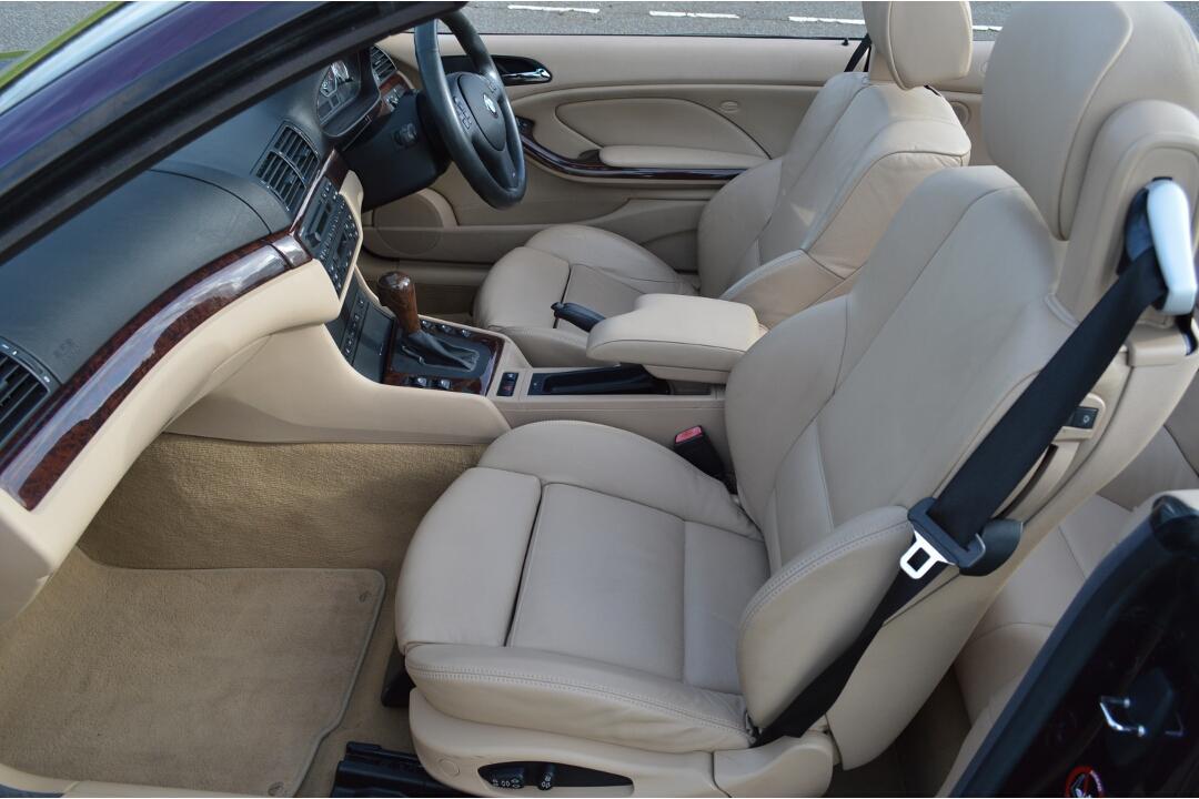 BMW E46 330ci Cabriolet #11