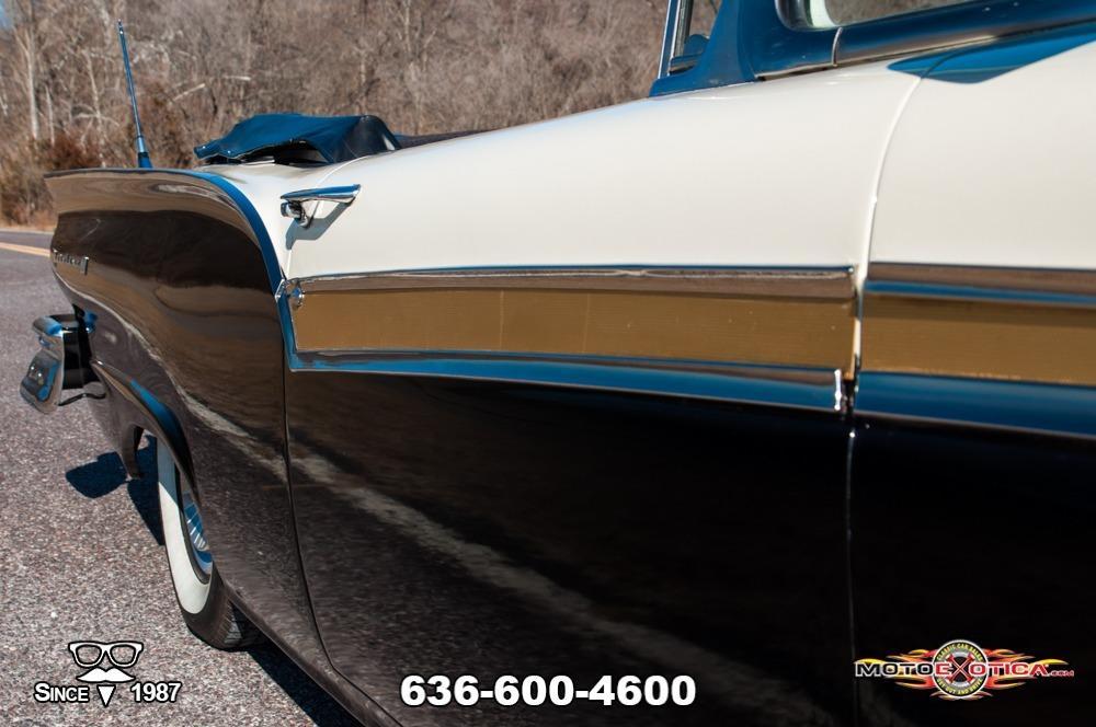 1957 Ford Fairlane 500 Sunliner Restomod #31