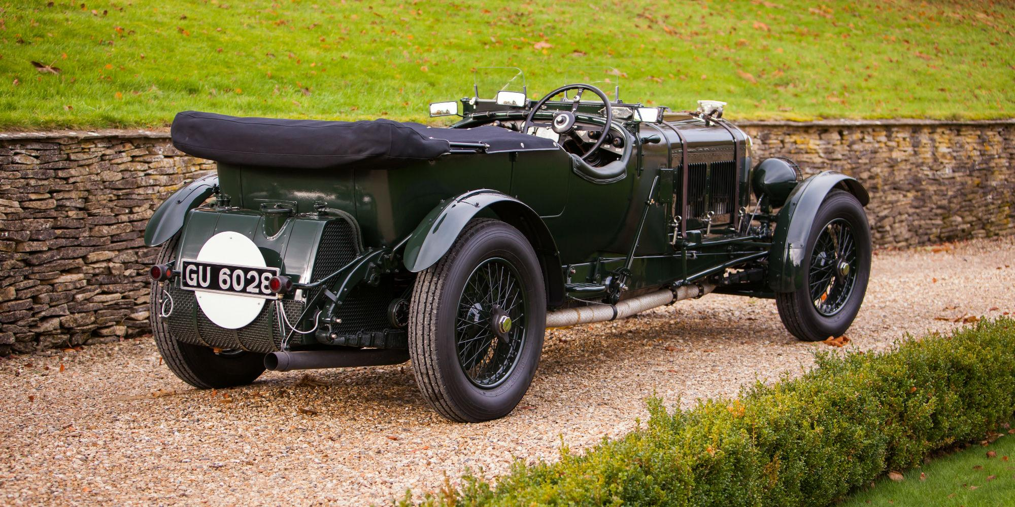 cars speed top brooklands old for bentley review sale