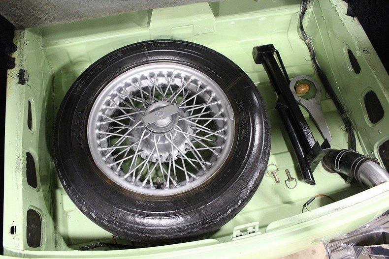 1970 MG MGB GT #48
