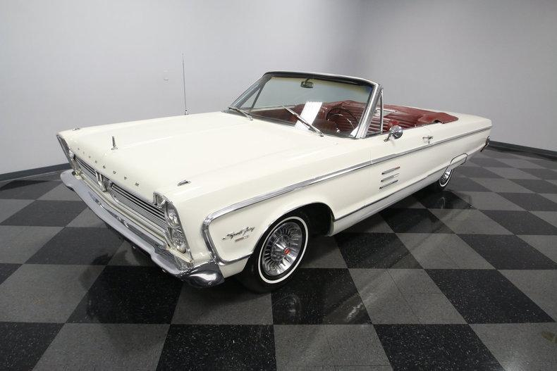 1966 Plymouth Sport Fury Convertible #6
