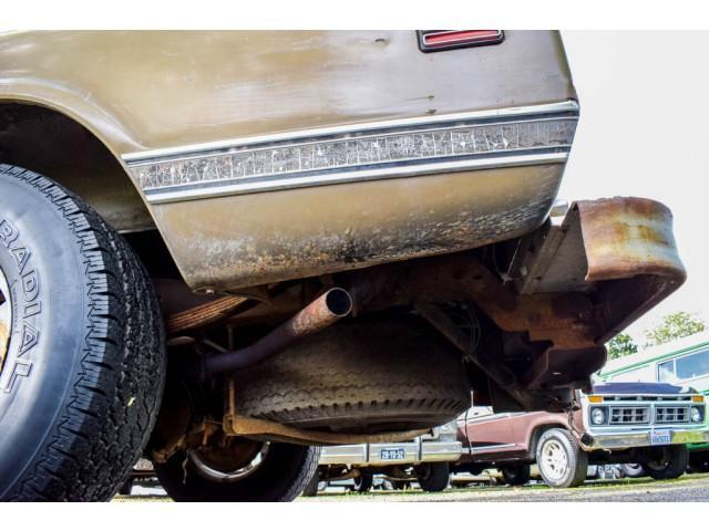 Chevrolet Pickup Custom Camper V8 #73