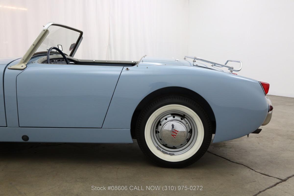 1961 Austin-Healey Bug Eye Sprite #22