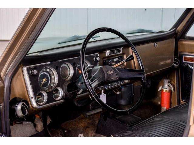 Chevrolet Pickup Custom Camper V8 #11