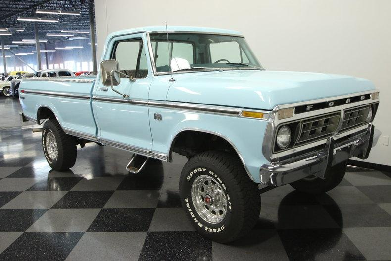 1976 Ford F-150 #24
