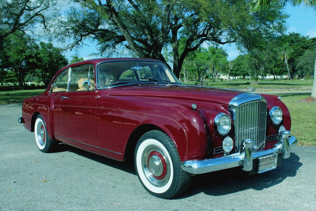 "1960 Bentley S-2 Continental H.J. Mulliner ""Spur Coupe"" #BC39LAR – 8,942 Km (Approximately 5,365 miles) since 1st restoration in 1990 #6"