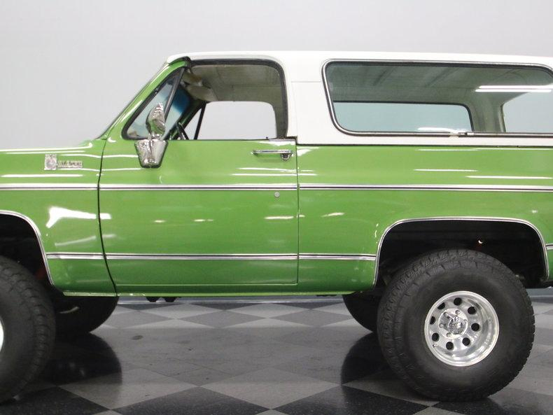 1975 Chevrolet Blazer K5 #17
