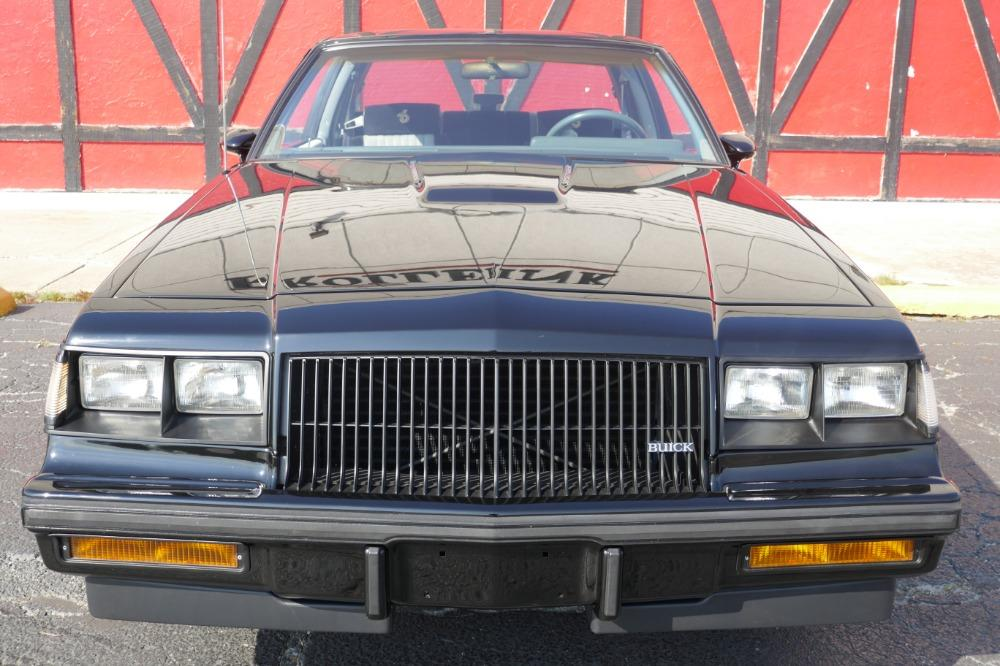 1987 Buick Grand National -ONE OWNER WITH 44k MILES -T-TOPS- SEE VIDEO Stock # 3887JC for sale near Mundelein, IL | IL Buick Dealer #2