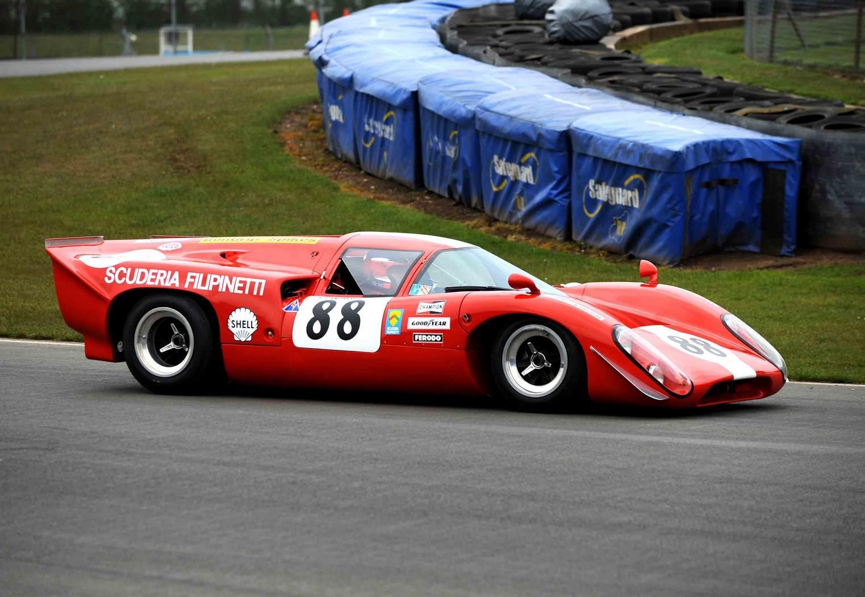 Lola T70 Mk3B Continuation #1
