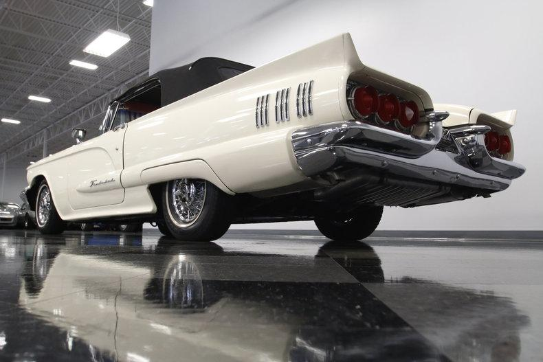 1960 Ford Thunderbird J-Code #16