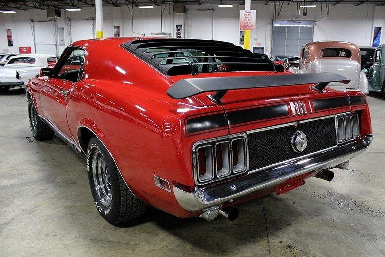 1970 Ford Mustang Mach 1 #2