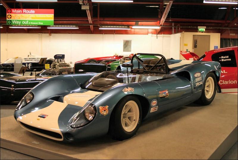 Lola T70 Mk1 #4