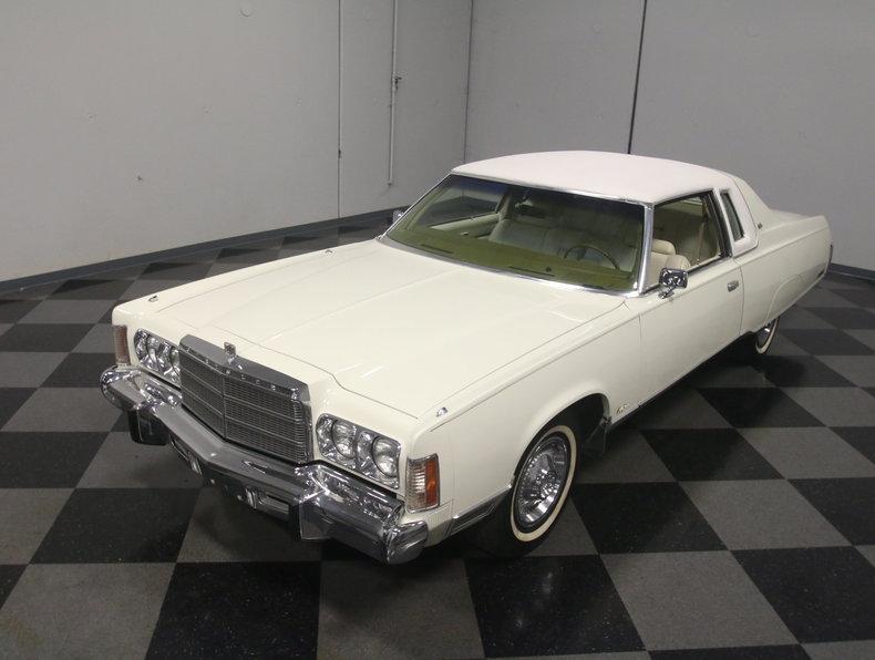 1975 Chrysler New Yorker Brougham #6
