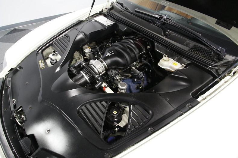 2007 Maserati Quattroporte Sport GT #27