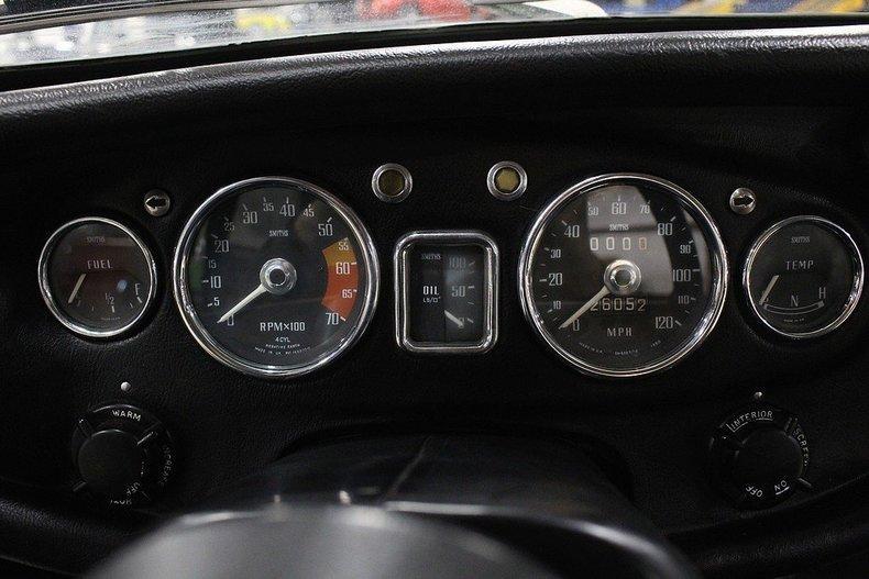 1970 MG MGB GT #37