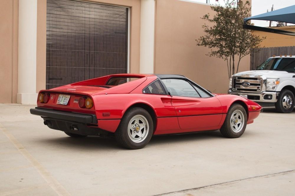 1982 Ferrari 308GTSI #4