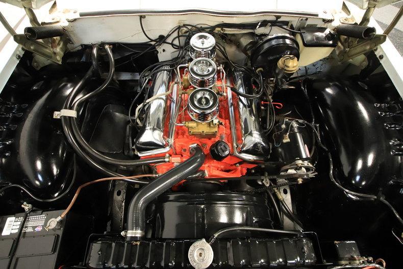 1961 Chevrolet Bel Air Bubble Top #2