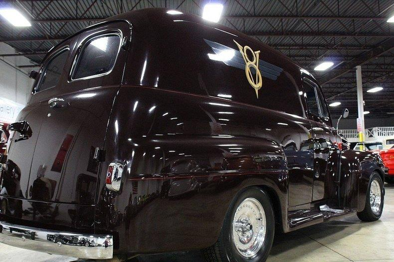 1948 Ford F1 Panel Van #28
