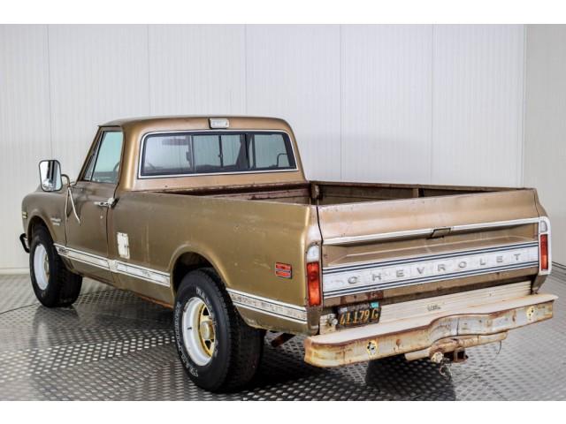 Chevrolet Pickup Custom Camper V8 #14