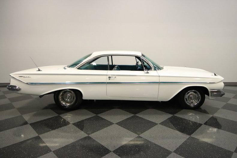 1961 Chevrolet Bel Air Bubble Top #19