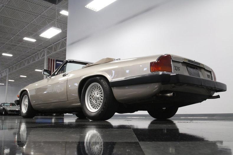 1988 Jaguar XJS V12 #13