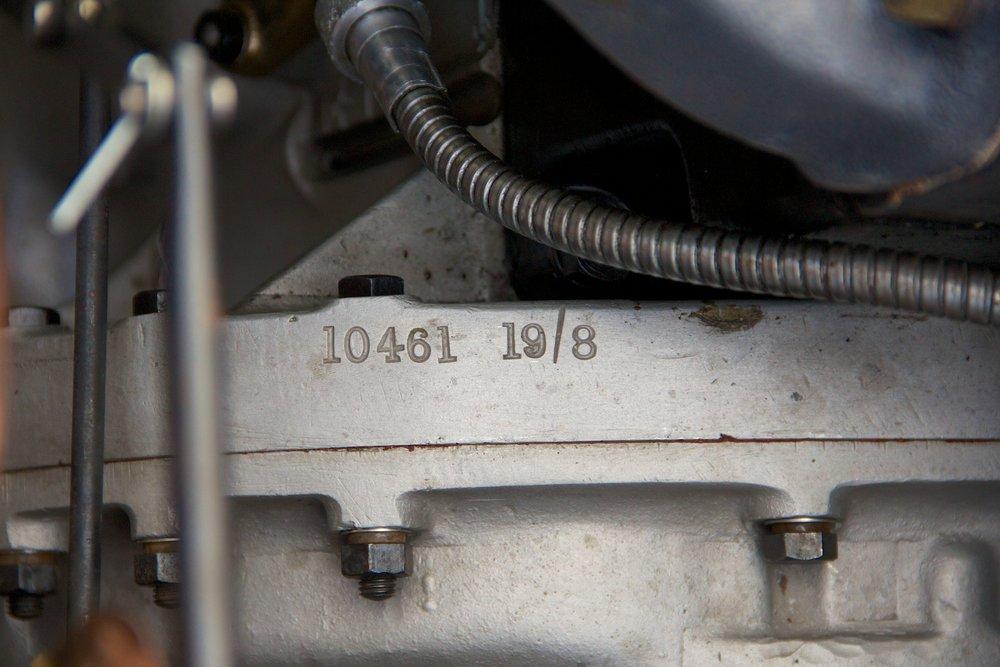 1932 Alvis Speed 20 SA 4-Door Tourer by Cross & Ellis #21