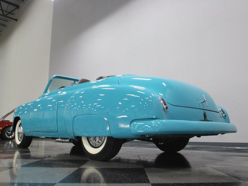 1949 Chevrolet Sedan Roadster #15