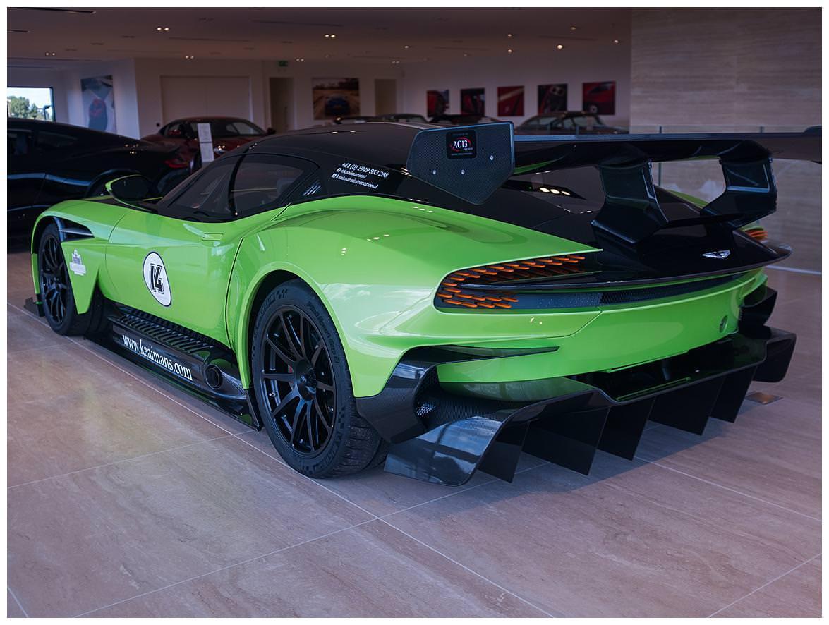 Aston Martin Vulcan (Vat Qualifying) #26