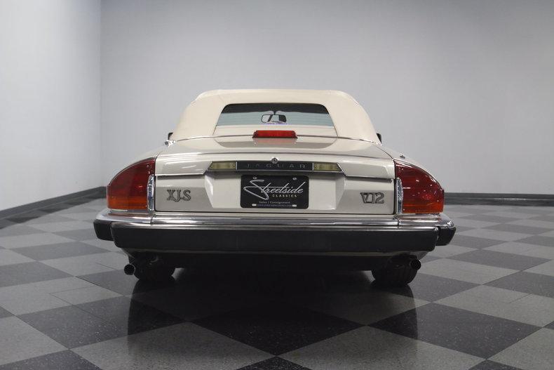 1988 Jaguar XJS V12 #14