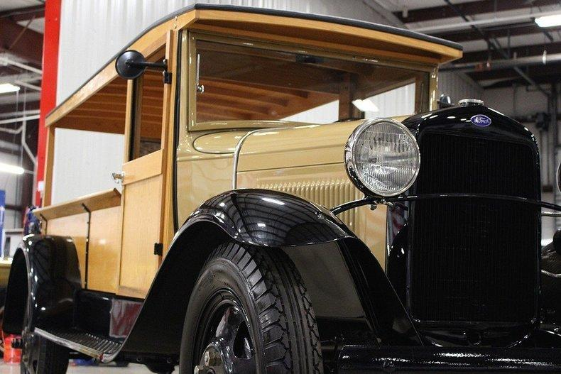 1931 Ford AA Huckster #26