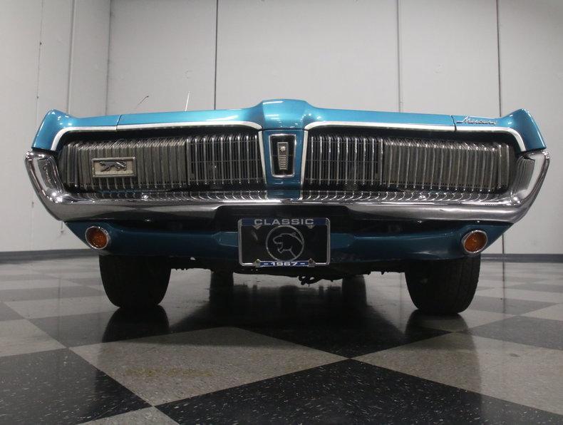 1967 Mercury Cougar #62