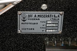 Maserati Tipo 61 Birdcage #10