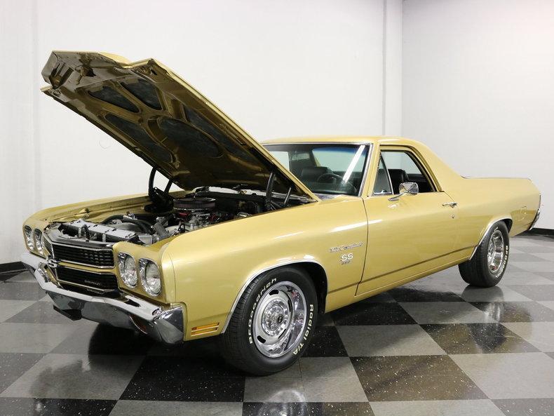 1970 Chevrolet El Camino #29