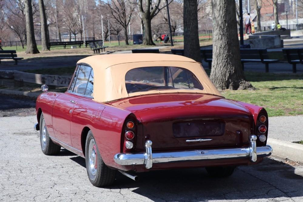 1962 Bentley S2 Continental Park Ward #9
