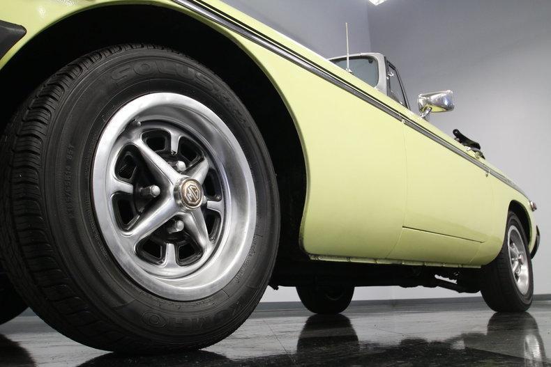 1976 MG MGB #8