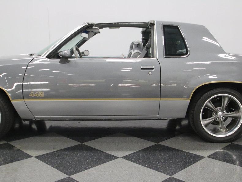1985 Oldsmobile 442 #13