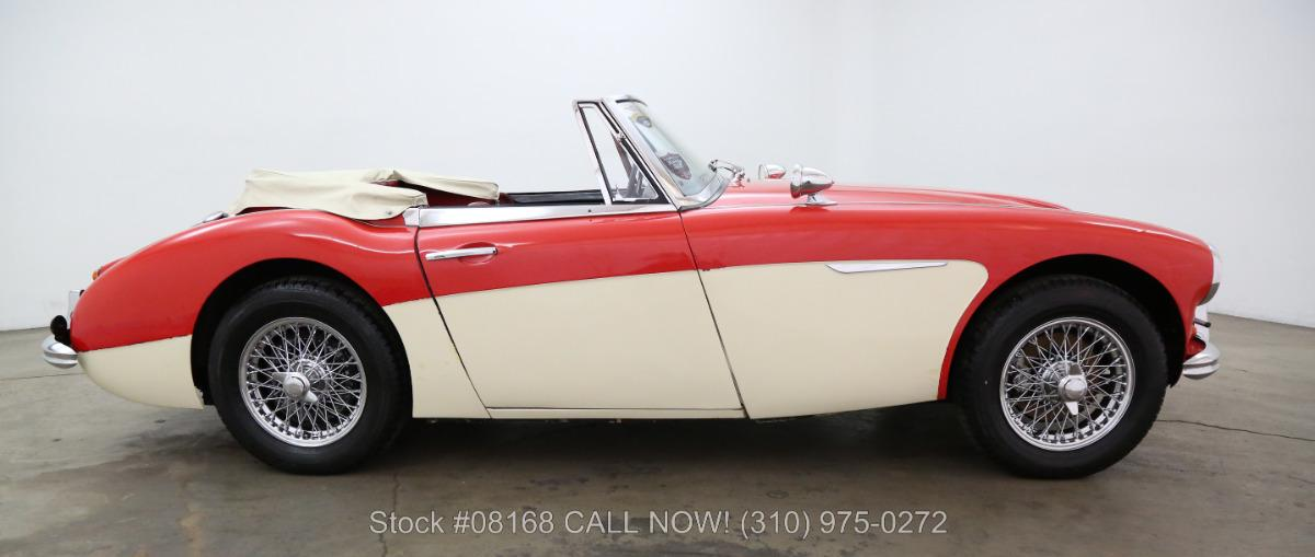 1963 Austin-Healey 3000 BJ7 #5