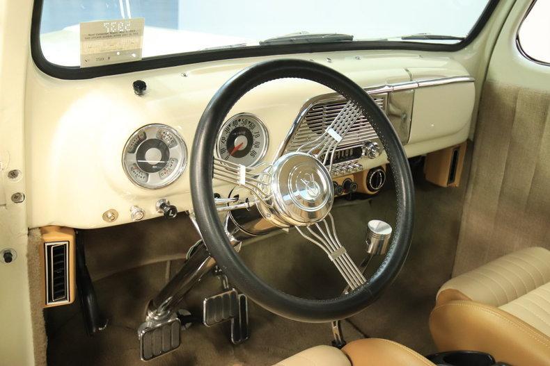 1951 Ford F-1 Restomod #34