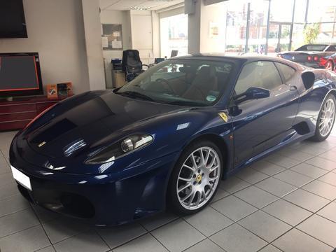2007 Ferrari F430 Coupe #13