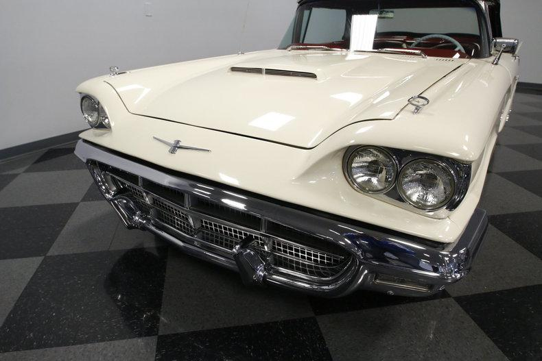1960 Ford Thunderbird J-Code #8