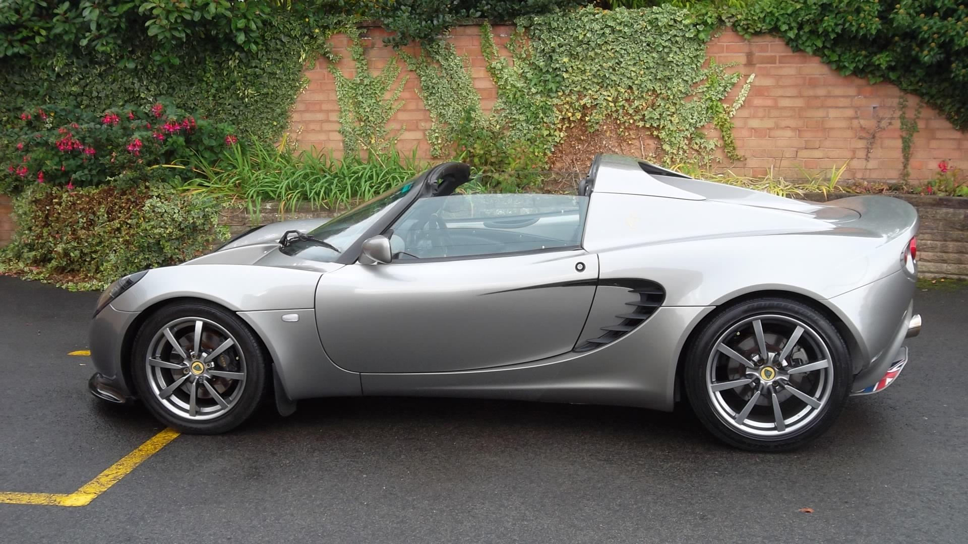 Lotus Elise 111S #0